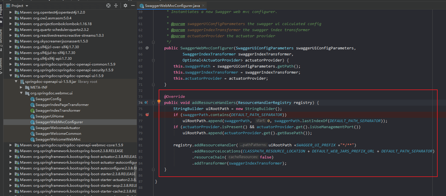 swagger-ui资源加载代码